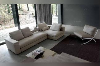Dema高端时尚简约现代转角沙发