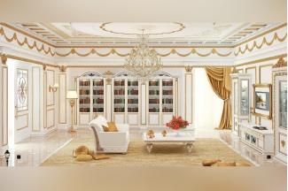 SIGNORINI&COCO欧式白色客厅系列