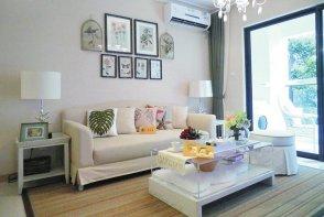 佛山万科金悦香树、金域国际公寓软装工程