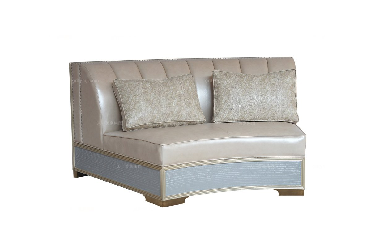 高端样板房蓝冠注册品牌会所蓝冠注册法式组合沙发