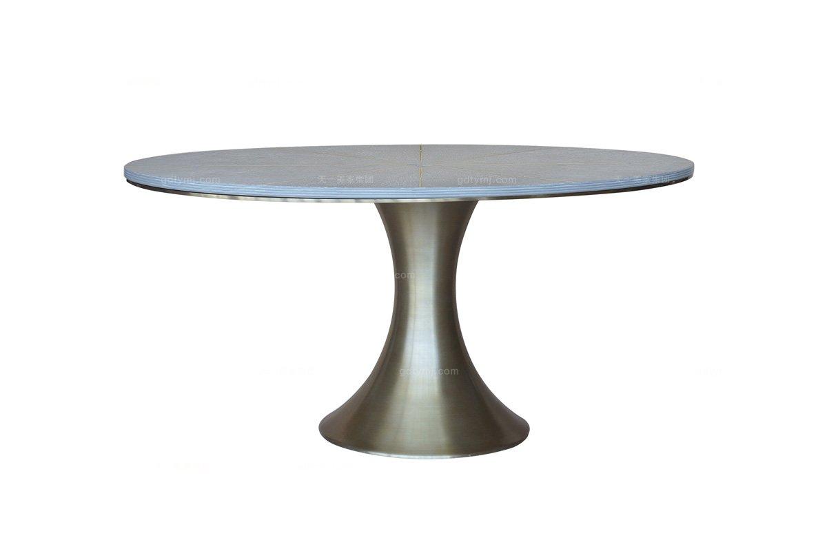 五星级酒店蓝冠注册品牌高端家私法式餐桌