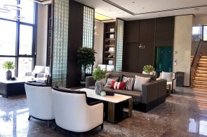 蓝冠注册 | 河南太康银城上和院新中式、现代轻奢售楼处及样板间工程蓝冠注册!