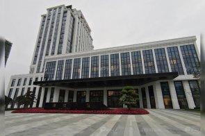 四川成都锦江宾馆五星级酒店蓝冠注册、软装项目工程蓝冠注册完工分享!
